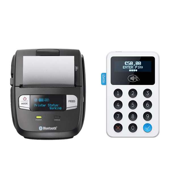 iZettle Mobile Kit