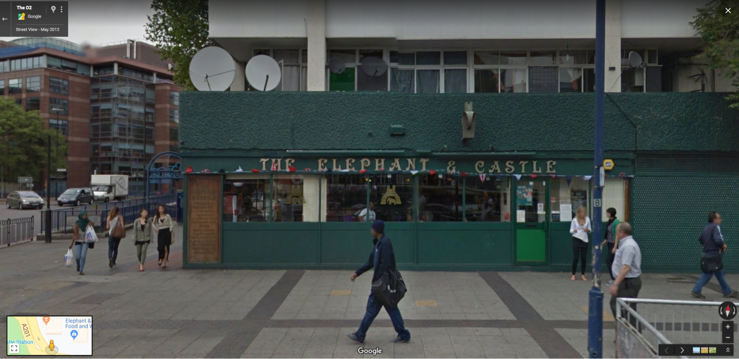 The Elephant & Castle