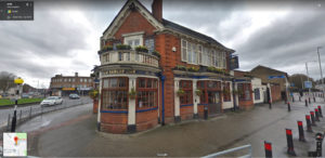 picture of the New Fairlop Oak pub in Fairlop
