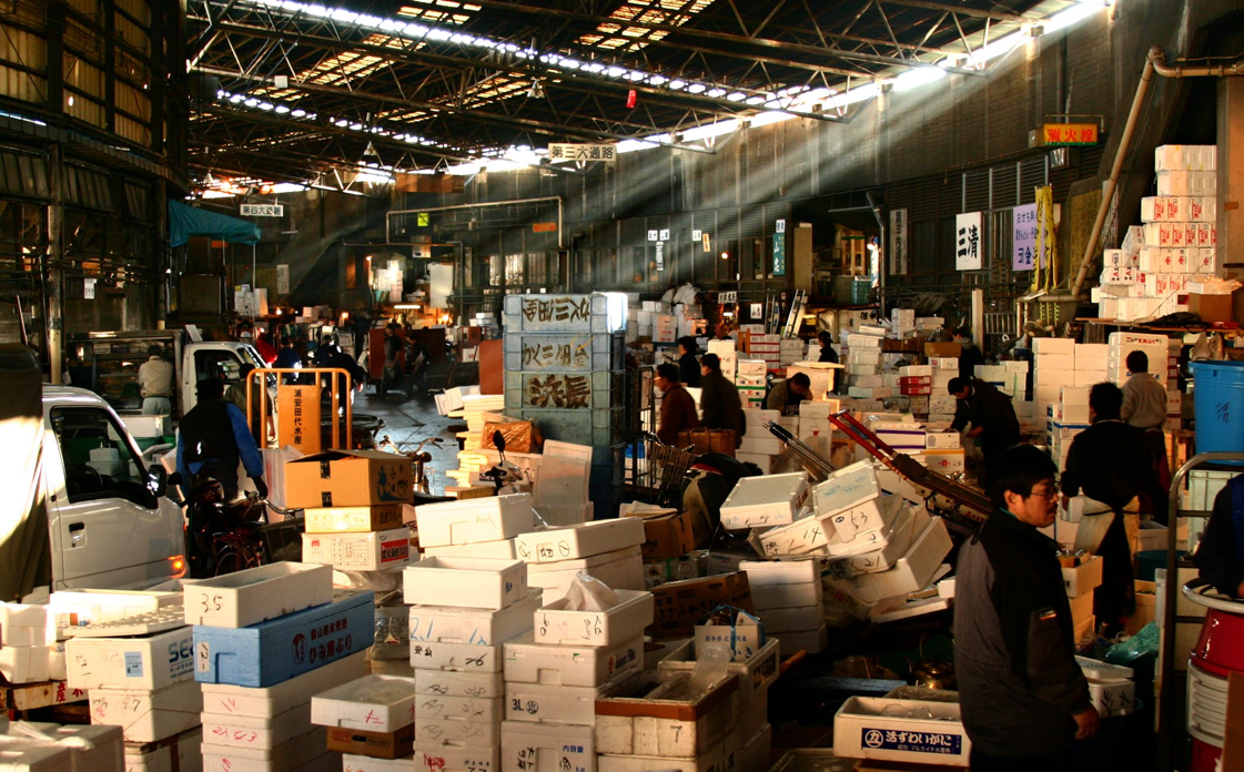 Picture of market