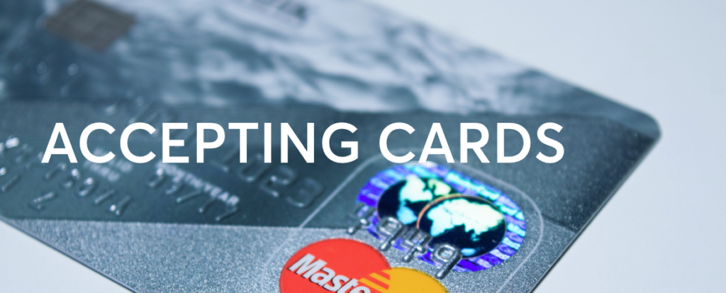 Accepting Cards integrations & Features