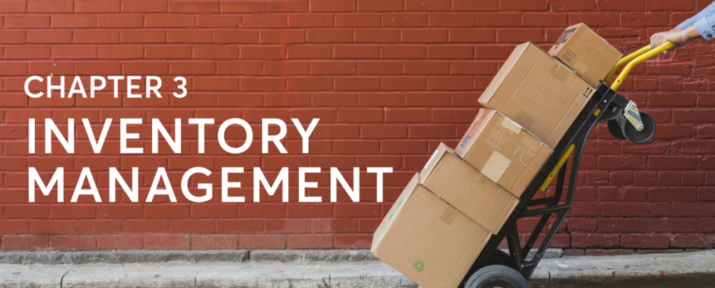Chapter 3: Inventory Management