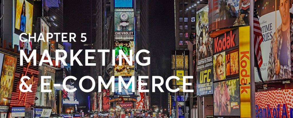 Marketing & E-commerce