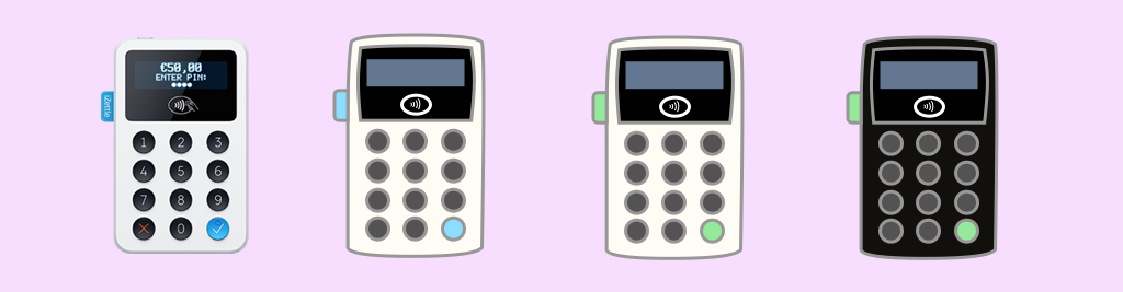 iZettle Card readers