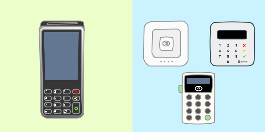 traditional payments versus acquirers