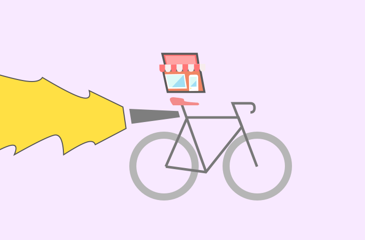 Advice on bike delivery