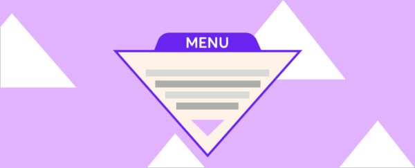 menu header image for online ordering