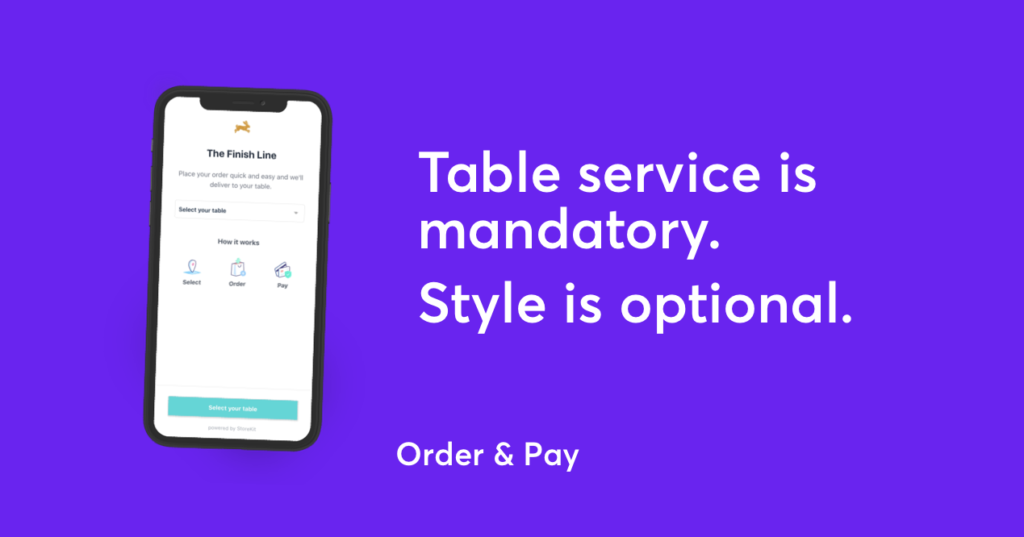 table service