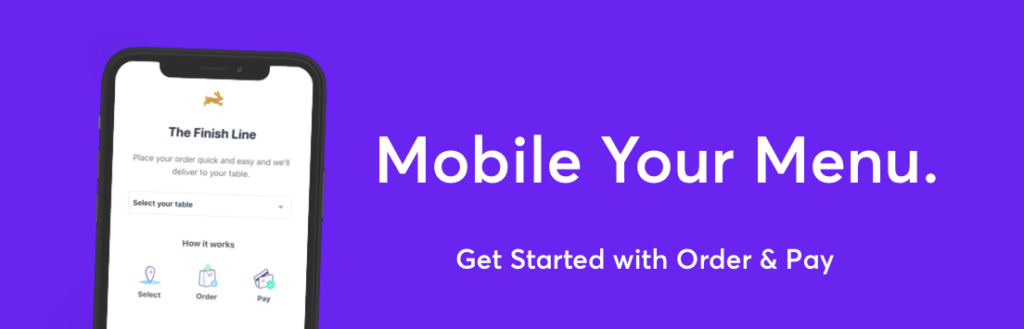 Mobile your menu – StoreKit Order & Pay