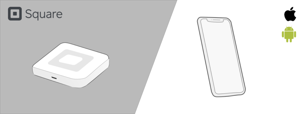 Square POS card reader