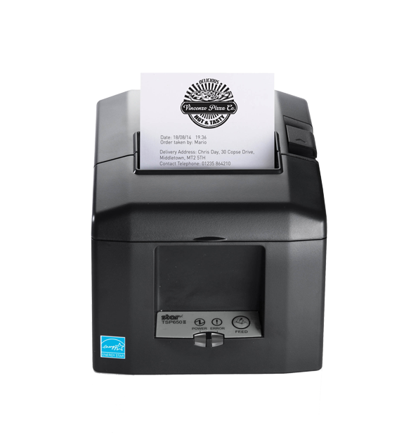 Star TSP654 Bluetooth Printer